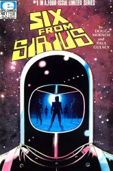 Six From Sirius (Volume 1) 1-4 series