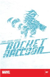 Rocket Raccoon #07