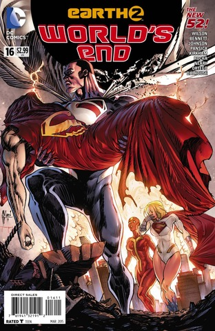 Earth 2 - World's End #16