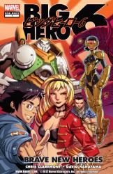 Big Hero 6 - Brave New Heroes