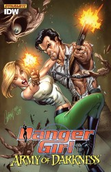 Danger Girl and the Army of Darkness Vol.1