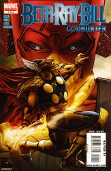 Beta Ray Bill - Godhunter (1-3 series) Complete