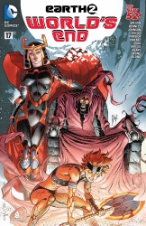 Earth 2 - World's End #17