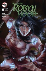 Grimm Fairy Tales Presents Robyn Hood #06