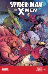 Download Spider-Man & The X-Men #02