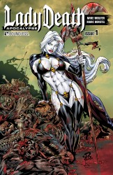 Lady Death - Apocalypse #01