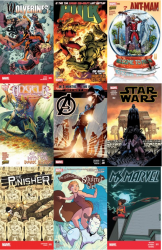 Collection Marvel (04.02.2015, week 05)