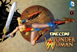 Ame-Comi Wonder Woman #01-03