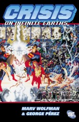 Crisis on Infinite Earths (TPB)