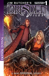 Jim Butcher's The Dresden Files- Down Town #01