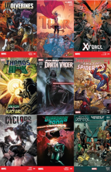 Collection Marvel (11.02.2015, week 06)