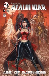 Grimm Fairy Tales Presents Realm War #07