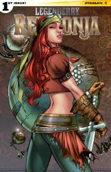 Legenderry Red Sonja #01