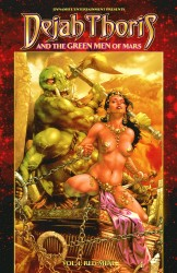 Warlord of Mars - Dejah Thoris and the Green Men of Mars (1-2 series) TPB