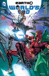 Earth 2 - World's End #20