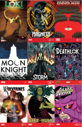 Collection Marvel (18.02.2015, week 07)