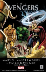 Marvel Masterworks - The Avengers Vol.1