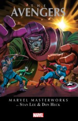 Marvel Masterworks - The Avengers Vol.3