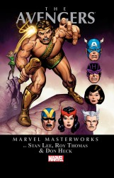 Marvel Masterworks - The Avengers Vol.4