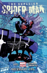 Superior Spider-Man Vol.4 - Necessary Evil