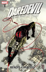 Daredevil by Bendis and Maleev Ultimate Collection - Book 3