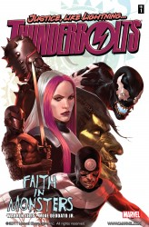 Thunderbolts by Warren Ellis Vol.1 - Faith in Monsters