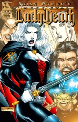 Medieval Lady Death (1-8 series) Complete