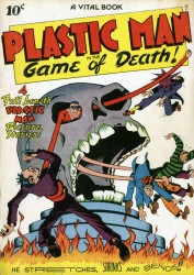 Plastic Man (Volume 1) 1-64 series