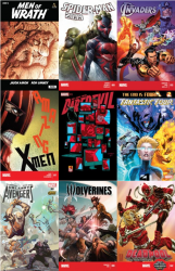 Collection Marvel (25.02.2015, week 08)