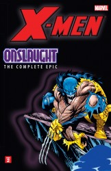 X-Men - The Complete Onslaught Epic - Book 2