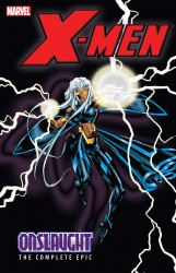 X-Men - The Complete Onslaught Epic - Book 3