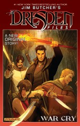The Dresden Files - War Cry Vol.1 (TPB)