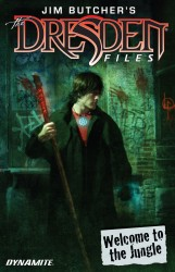 The Dresden Files - Welcome to the Jungle Vol.1 (TPB)