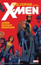 Wolverine and the X-Men By Jason Aaron Vol.1