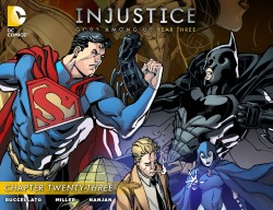 Injustice - Gods Among Us - Year Three #23