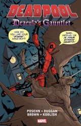 Deadpool - Dracula's Gauntlet