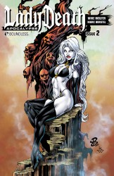 Lady Death - Apocalypse #02