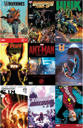 Collection Marvel (04.03.2015, week 09)