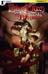 Blood Queen Vs Dracula #01
