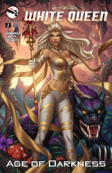 Grimm Fairy Tales Presents White Queen #02