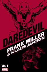 Daredevil by Frank Miller and Klaus Janson Vol.1