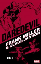Daredevil by Frank Miller and Klaus Janson Vol.2