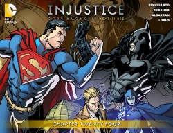 Injustice - Gods Among Us - Year Three #24