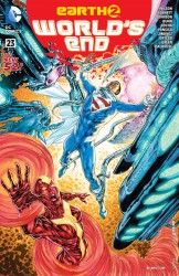 Earth 2 - World's End #23