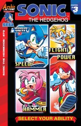 Sonic the Hedgehog #270