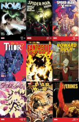 Collection Marvel (11.03.2015, week 10)