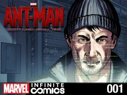 Marvel's Ant-Man - Scott Lang - Small Time MCU Infinite Comic #01
