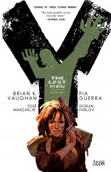 Y - The Last Man - Book Two