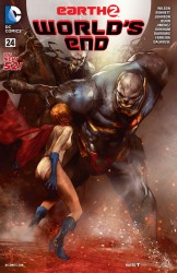 Earth 2 - World's End #24