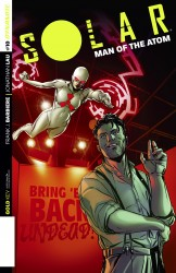 Solar - Man of the Atom #10